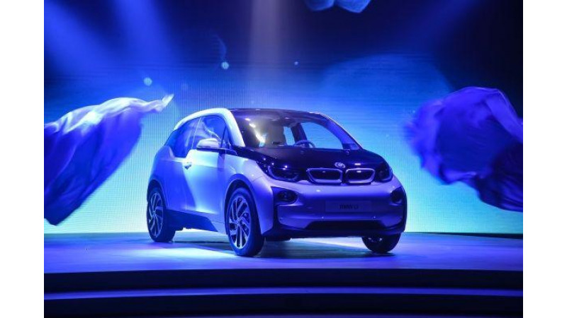 BMW i3 electric car revealed; plans to launch it in India soon