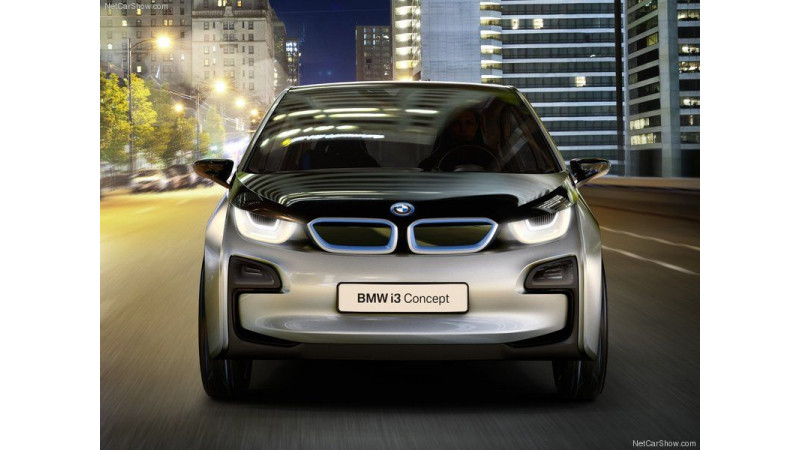 Production version of BMW i3 electric car to be showcased on July 29, 2013