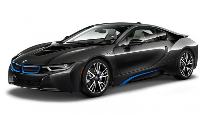 BMW plans to launch i8 facelift in 2017