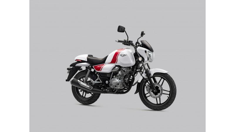 Bajaj Auto unveils the V - the Invincible