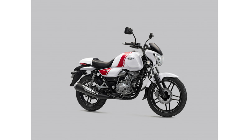 Bajaj Auto unveils the V - the Invincible