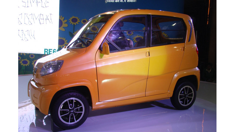 Bajaj RE60 could see rivals from Piaggio, Polaris and Mahindra
