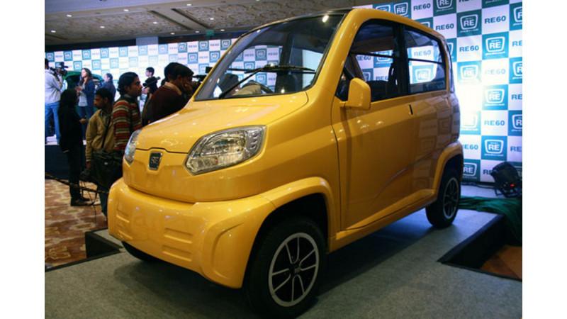 Tata Motors chides Bajaj Autos plans of RE60 quadricycle in India