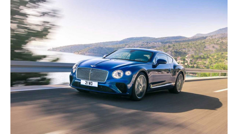 New Bentley Continental GT explained in pictures