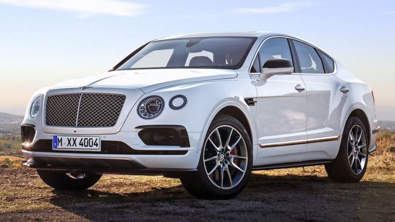 Bentley sub-Bentayga SUV may go all-electric