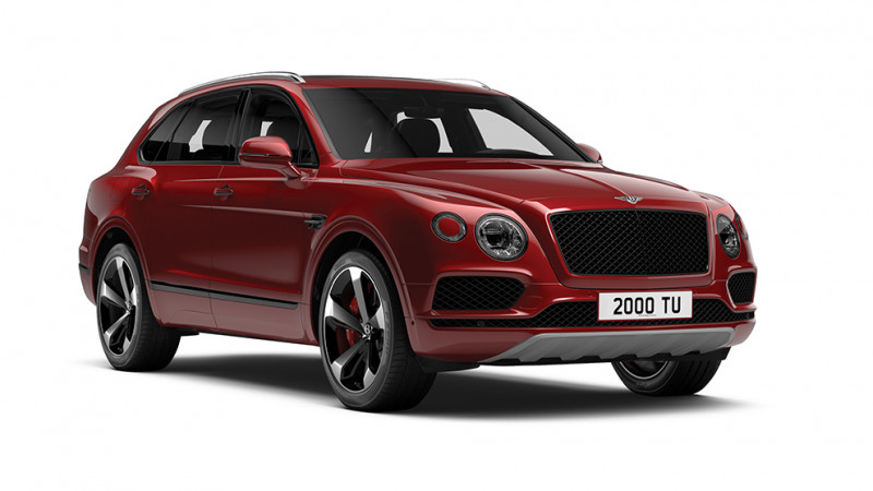 Bentley launches Bentayga V8 in India for Rs 3.78 crore