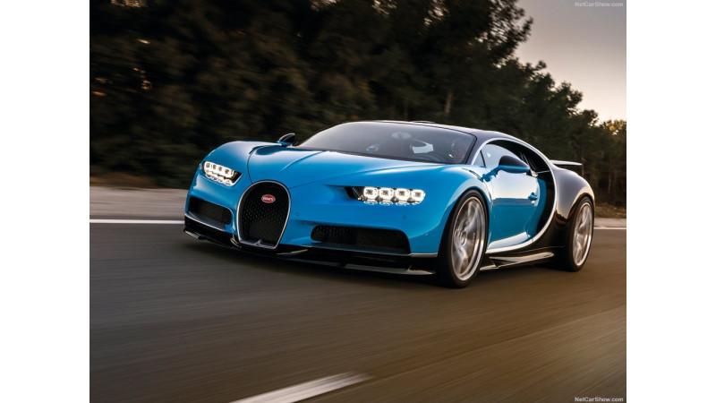 No Chiron convertible: Bugatti