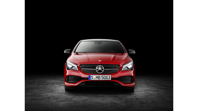 India bound Mercedes CLA facelift launched globally