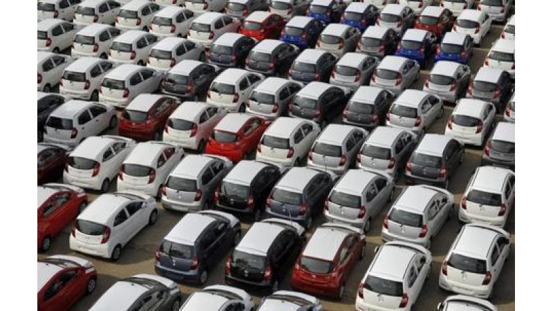 Auto sales drop 16-year low in December due to demonetisation