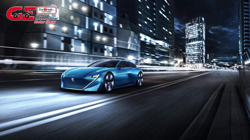 Geneva 2017: Peugeot Instinct concept gets web unveil