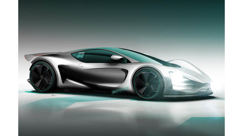 Mercedes Project One hypercar to be revealed in Frankfurt