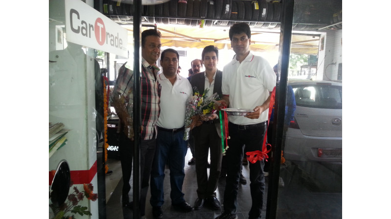 Cartrade Launches Its Eleventh Used Car Franchisee Store In India