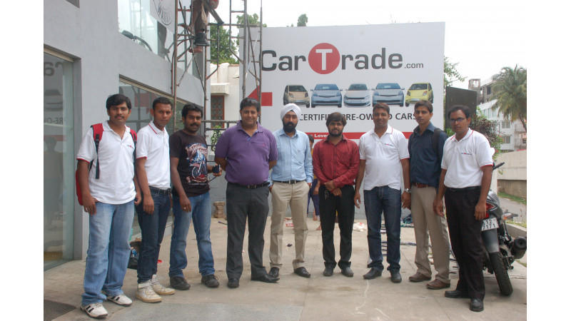CarTrade.com launches its thirteenth used car Franchisee Store in India