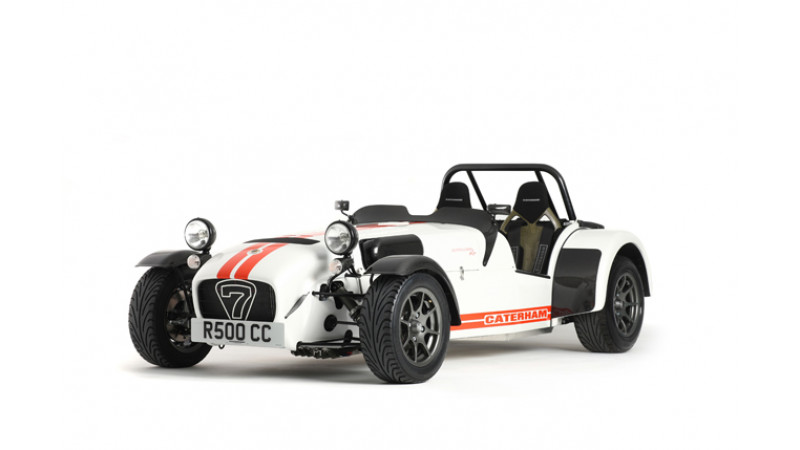 Caterham working on a conventional sports car