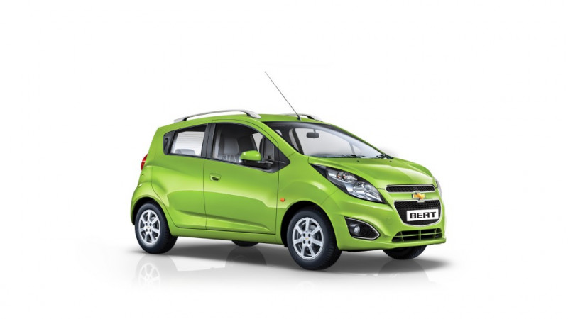 Made-In-India Chevrolet Beat  to deliver Domino's Pizzas