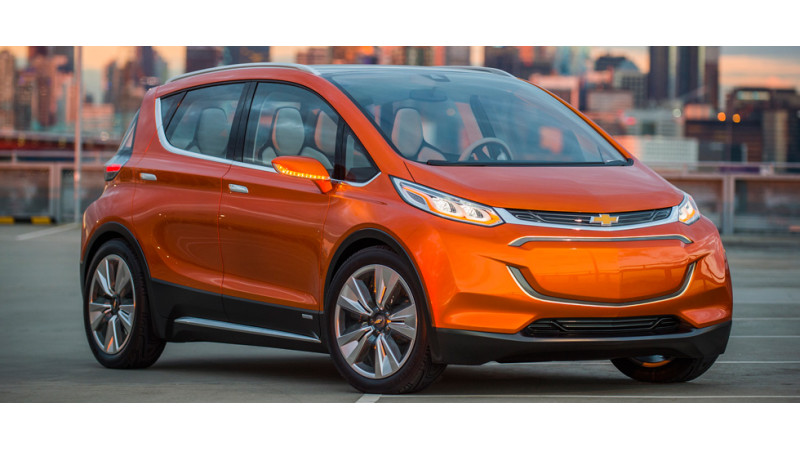 Chevrolet Bolt Ev To Enter Production Cartrade