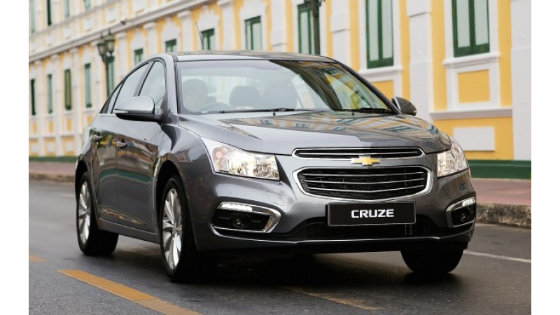 Chevrolet Cruze facelift in works - To get more features and updates