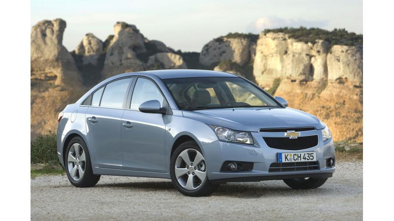 Chevrolet India recalls the Cruze