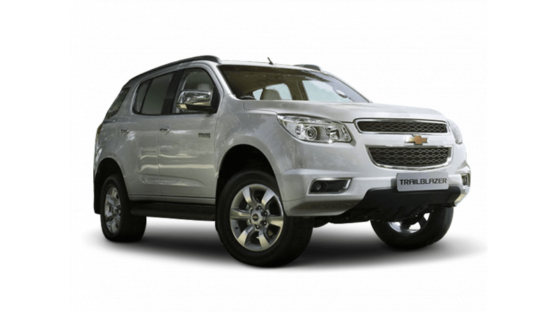 Chevrolet Trailblazer launched in India for Rs 26.40 Lakh