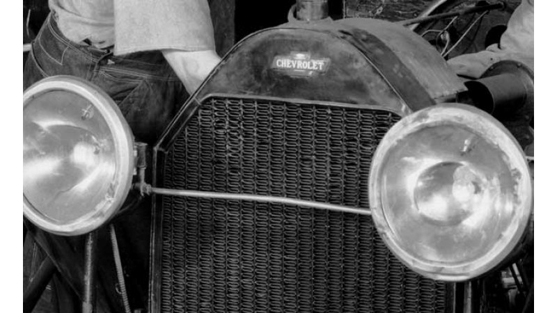 Chevrolet's bowtie marks the 100th anniversary this year; origin still unknown