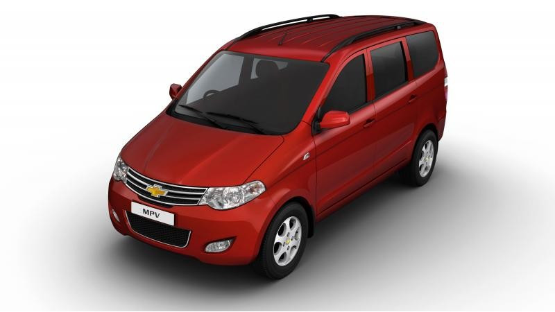 Upcoming Chevrolet Enjoy to challenge Maruti Suzuki Ertiga