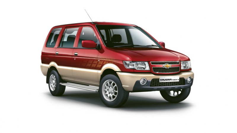 General Motors recalls 1.14 lakh units of Chevrolet Tavera MPV in India