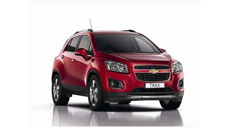 Will Chevrolet Trax mark the company's entry in compact SUVs in India
