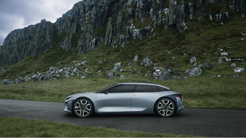 Citroen shows off CXperience concept ahead of the Paris Auto Show