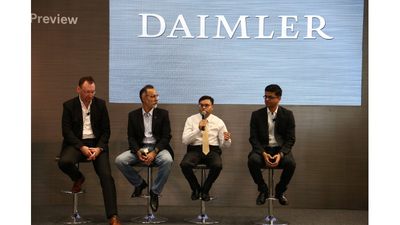 Daimler Trucks to export BS-VI busses and trucks from India
