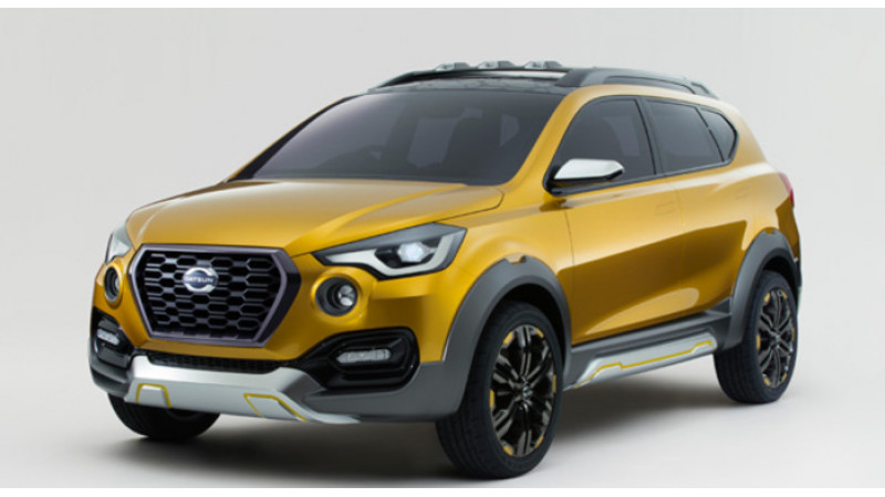 Datsun Go-Cross to launch in India before Redi-Go