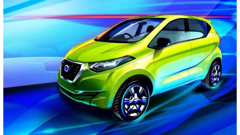 Datsun releases fresh sketches of the Redi Go before unveil