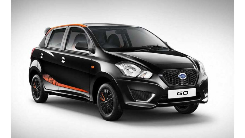 Datsun introduces Go and Go Plus Remix Edition, prices start at Rs 4.21 lakhs