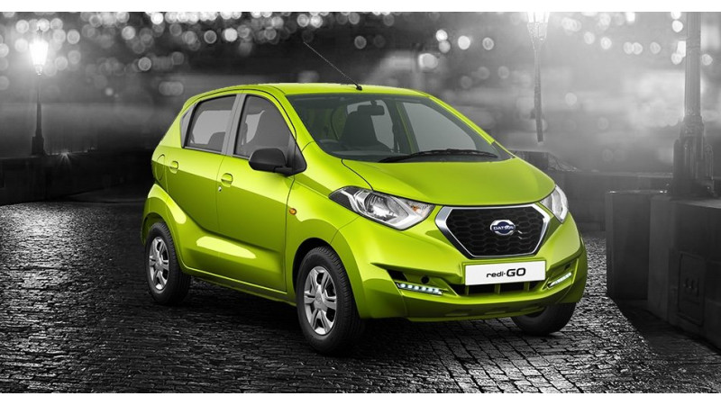 Datsun Redigo 1.0-litre to launch in July