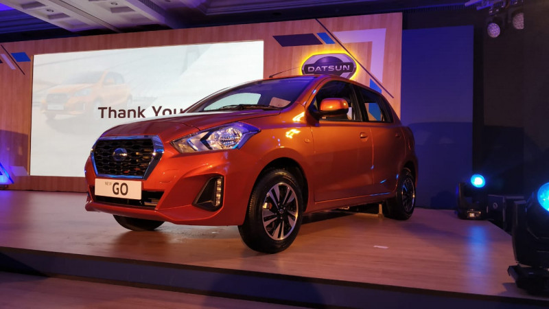 Datsun GO and GO Plus introduced in India at Rs 3.29 and Rs 3.83 lakhs