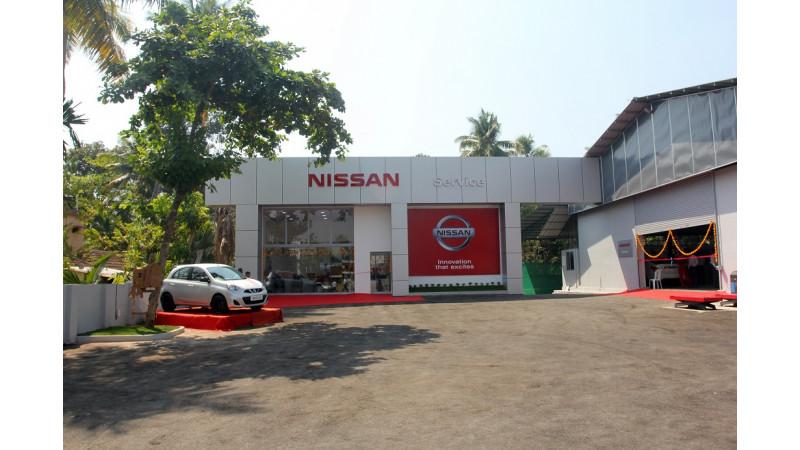 Nissan-Datsun open a new dealership in Kochi