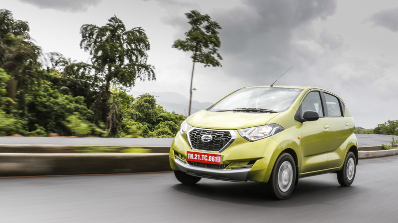 Datsun launches the new Redi-GO 1.0-litre in India at Rs 3.57 lakhs