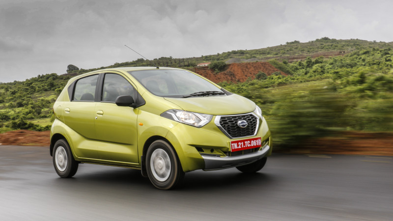 Datsun to launch the Redigo 1.0-litre in India tomorrow
