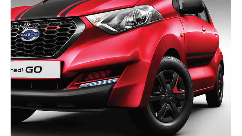 Datsun Redigo special edition to be launched this month