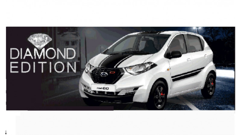 Datsun might be planning to launch Redi-go Diamond edition