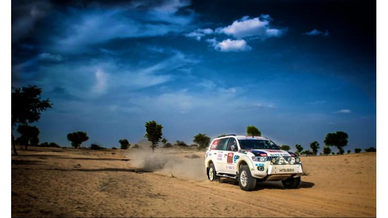 CS Santosh and Suresh Rana claim top honours at 2016 Desert Storm