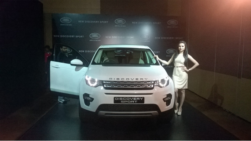 Land Rover introduces petrol Discovery Sport at Rs 56.5 lakh