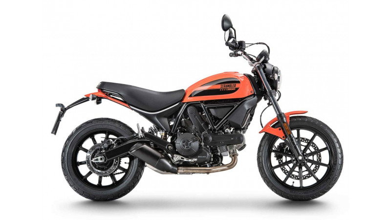 Curtains raised-off Ducati Scrambler Sixty2