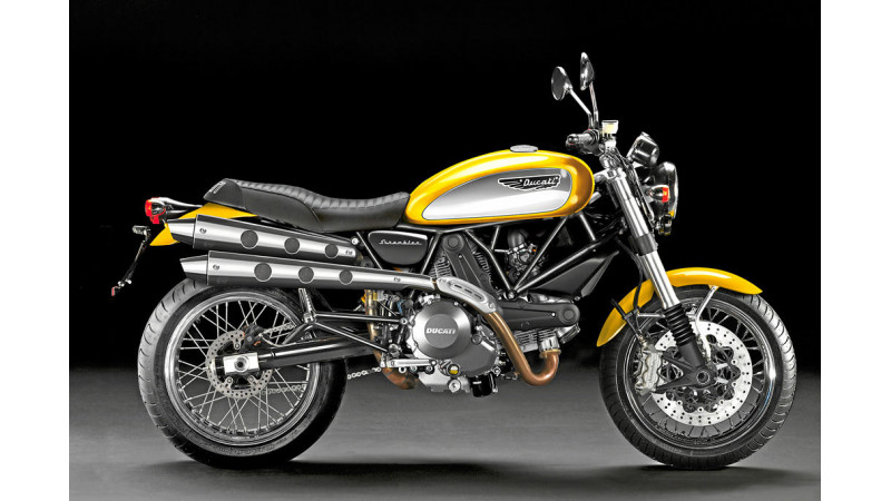 Ducati Scrambler Wins The Most Beautiful Bike Award At Eicma 2014