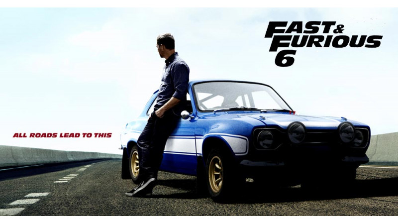 Fast & Furious 6 to hit Indian screens on May 24, 2013