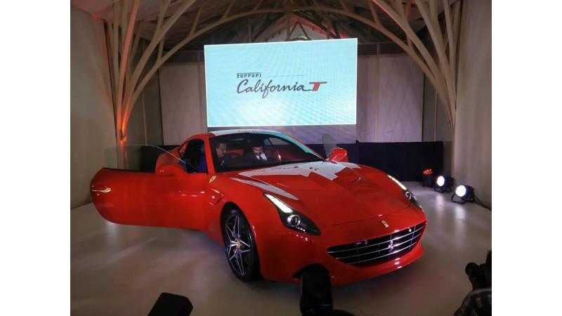 Ferrari to inaugurate new dealerships on 30th November in Delhi and 1st December in Mumbai