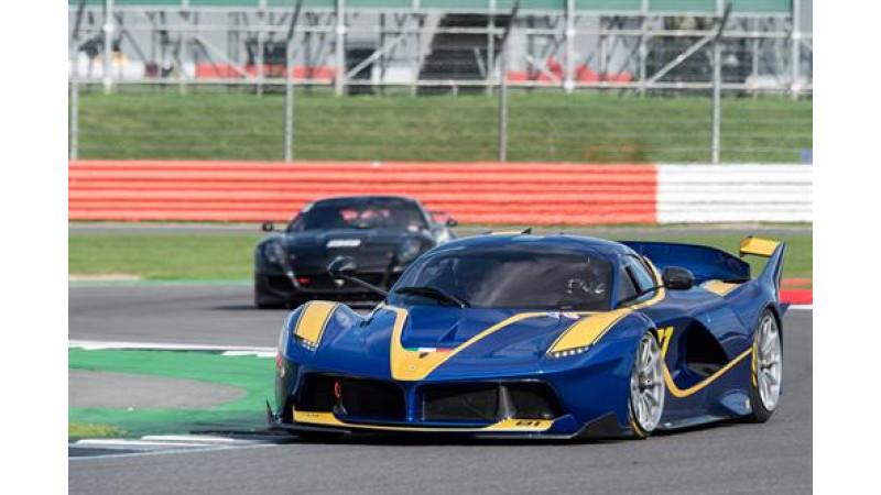 Ferrari 70th anniversary celebration to be held at Silverstone circuit