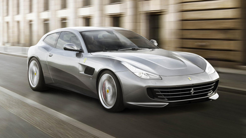 Ferrari to launch the GTC4Lusso in India on 2nd August