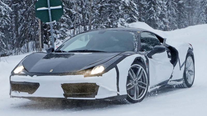 Ferrari 'Dino' prototype makes a comeback