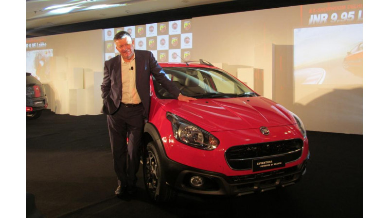 Fiat Abarth Avventura price hiked, now costs Rs 10,00,976