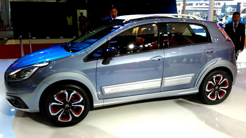 Fiat opens bookings for the Urban Cross